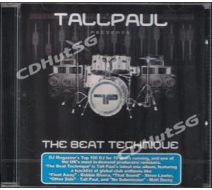 Tall Paul : THE BEAT TECHNIQUE CD Album